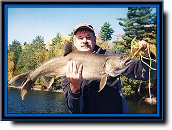 Ontario Lake Trout Fishing